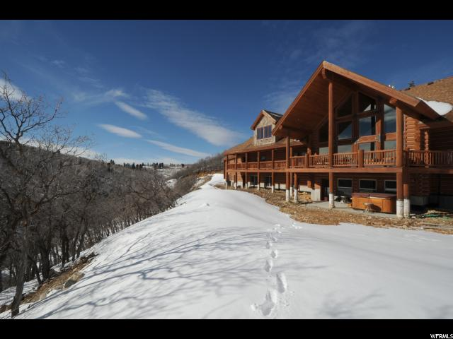 10124 N KIMBALL CANYON RD N Park City, UT 84098 - MLS #: 1361987
