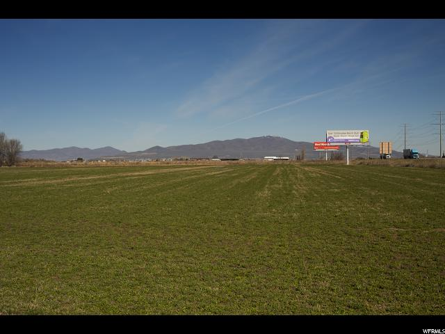 Land for Sale at 3700 W 7600 N Honeyville, Utah 84314 United States