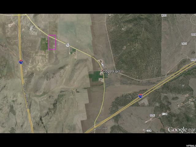 Land for Sale at 17175 S HWY 161 COVE FT Fillmore, Utah 84631 United States