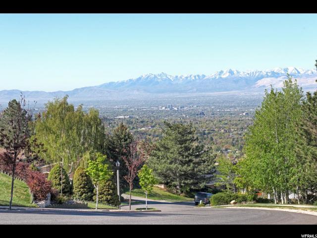 2733 E COMANCHE DR Salt Lake City, UT 84108 - MLS #: 1362712