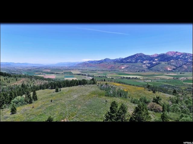 土地 为 销售 在 EL CLARK Lane Smoot, 怀俄明州 83126 美国