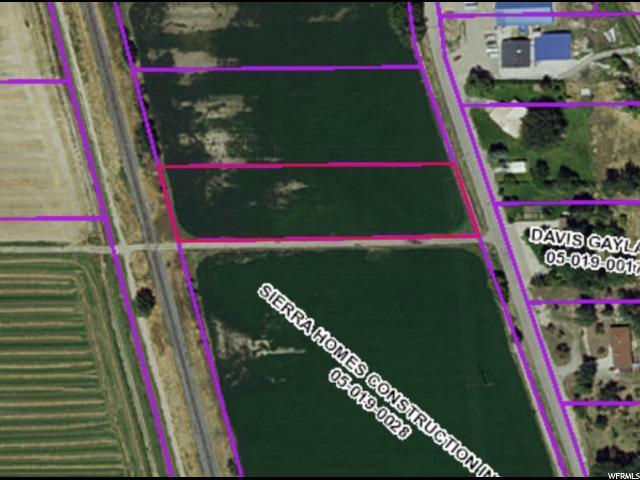 土地 为 销售 在 11805 N 3400 W Deweyville, 犹他州 84309 美国