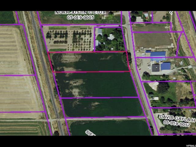 土地 为 销售 在 11855 N 3400 W Deweyville, 犹他州 84309 美国