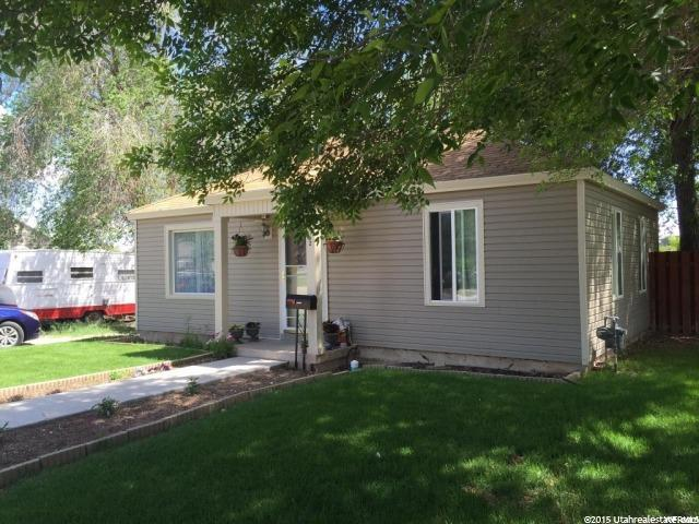 62 E WASATCH Vernal, UT 84078 - MLS #: 1363823