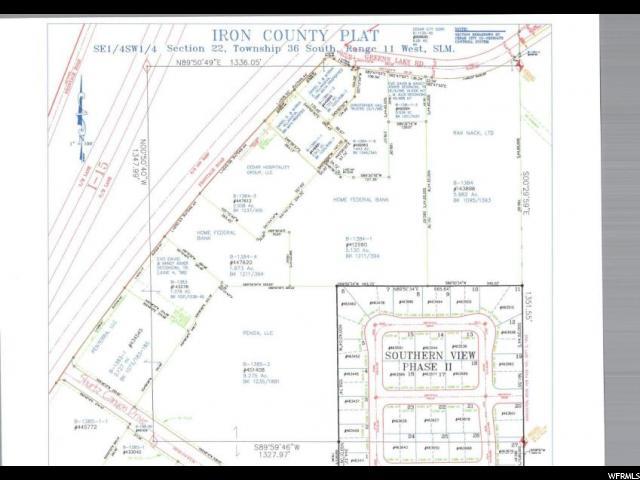 0 Cedar City, UT 84720 - MLS #: 1364373