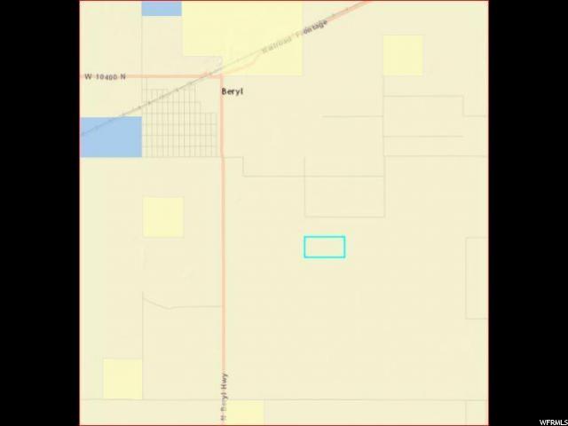 800 E 8000 N Beryl, UT 84714 - MLS #: 1365027