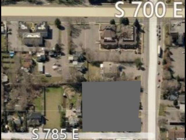 Land for Sale at 4518 S 785 E Murray, Utah 84107 United States