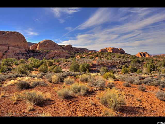 Land for Sale at 58 UPPER MILLCREEK CYN Moab, Utah 84532 United States