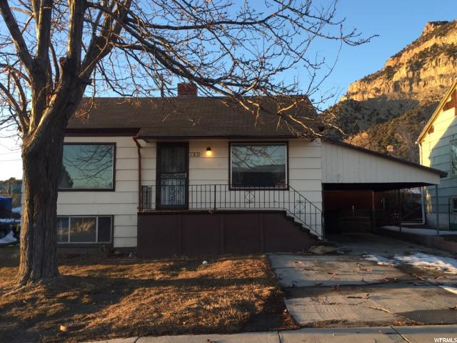 Single Family for Sale at 521 N EDGEHILL Drive East Carbon, Utah 84520 United States
