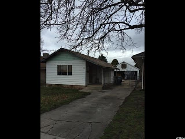 1026 E 30TH Ogden, UT 84401 - MLS #: 1365946