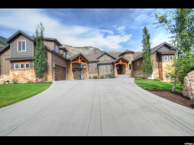 Single Family for Sale at 3990 N NEBO Avenue North Ogden, Utah 84414 United States