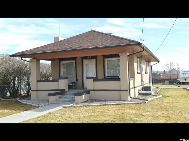 Single Family for Sale at 162 E 100 S Gunnison, Utah 84634 United States