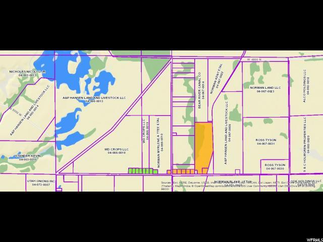 Land for Sale at 4100 N 6800 W Bear River City, Utah 84301 United States