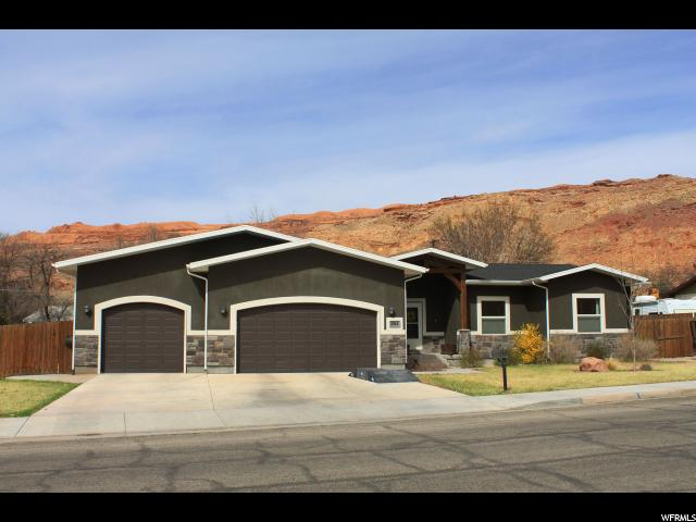 Moab utah homes for sale for Modern homes utah for sale