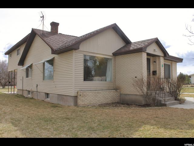 Single Family for Sale at 45 W 100 S Weston, Idaho 83286 United States