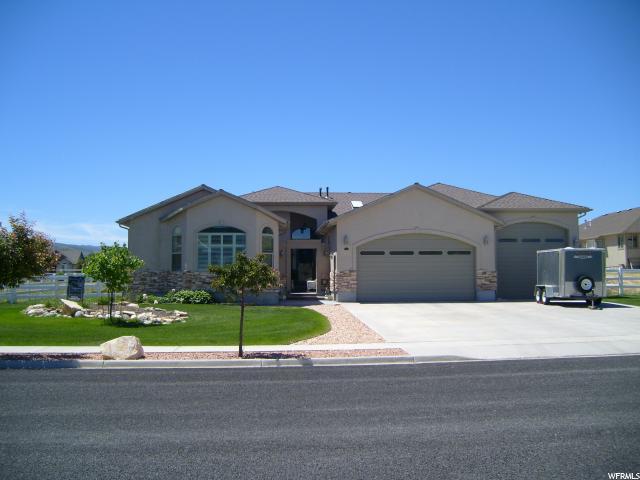 Один семья для того Продажа на 71 W 780 N Mayfield, Юта 84643 Соединенные Штаты