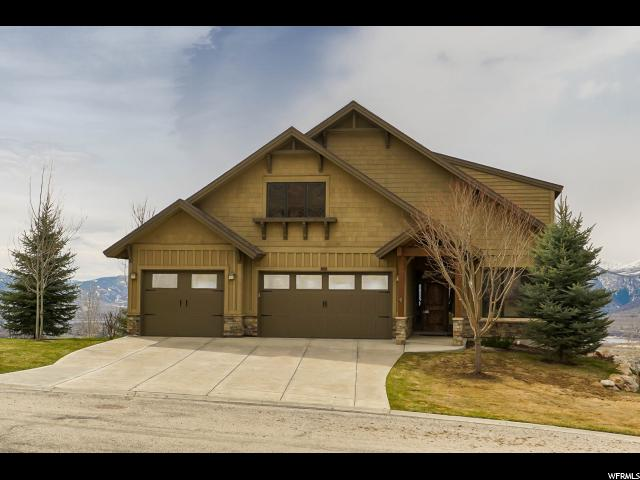 Single Family for Sale at 3408 N BIG PINEY Drive 3408 N BIG PINEY Drive Unit: 91 Eden, Utah 84310 United States