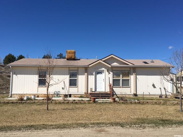 单亲家庭 为 销售 在 155 W 200 N Wellington, 犹他州 84542 美国