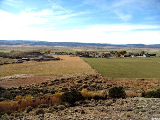 Terrain pour l Vente à 394 OLD BOB'S Lane Lyman, Utah 84749 États-Unis