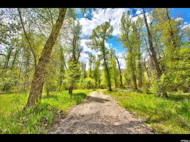 Land for Sale at 4060 W BROWNS CANYON Road Peoa, Utah 84061 United States