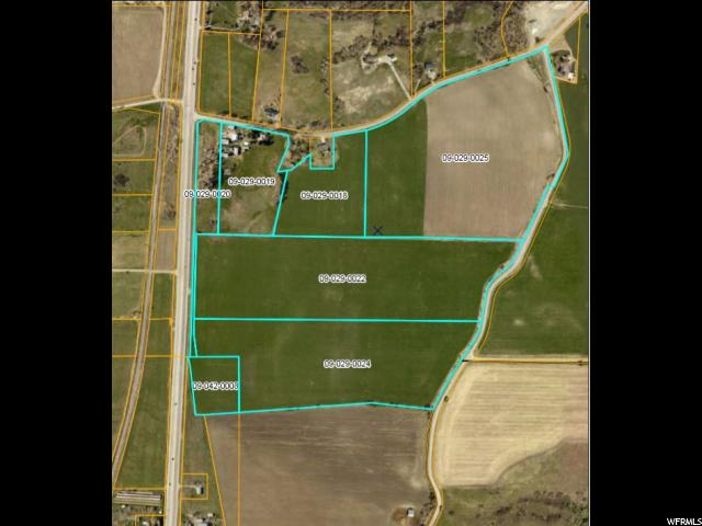 Land for Sale at 12100 N US HIGHWAY 91 E Road Cove, Utah 84320 United States