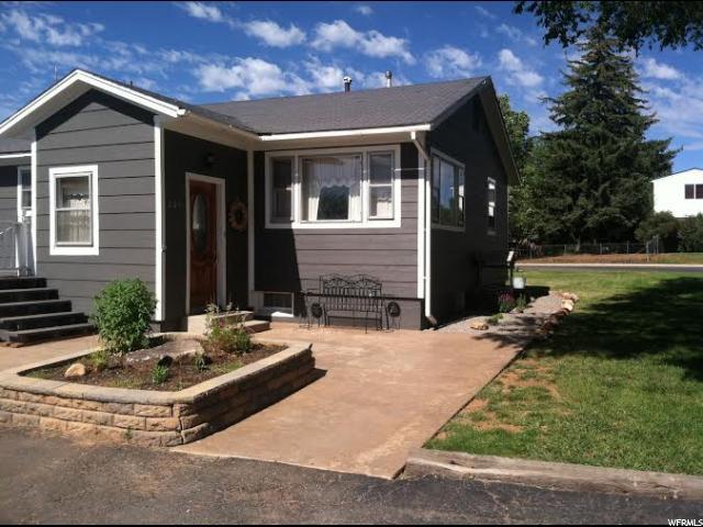 249 W 200 Monticello, UT 84535 - MLS #: 1371157