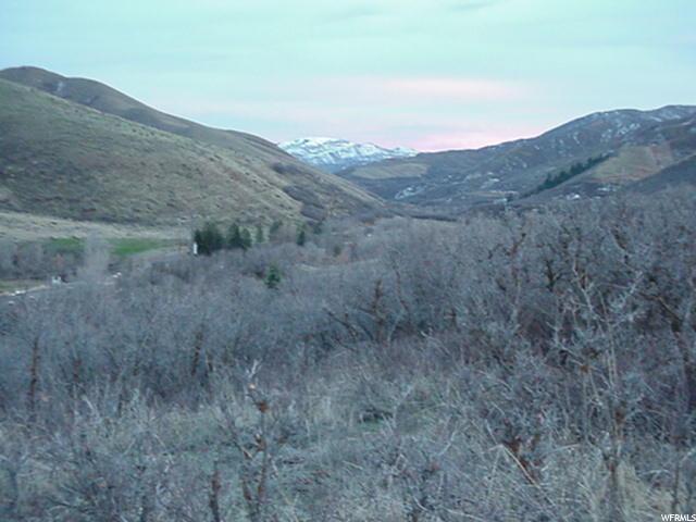 Terrain pour l Vente à 4668 S HWY 66 W Porterville, Utah 84050 États-Unis