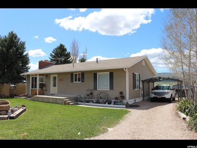 单亲家庭 为 销售 在 178 S 350 W Mona, 犹他州 84645 美国