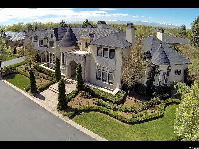 单亲家庭 为 销售 在 6146 S VERNESS CV 霍拉迪, 犹他州 84121 美国