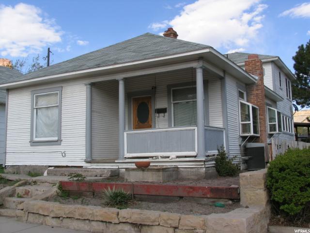 Unifamiliar por un Venta en 43 S MAIN Street Helper, Utah 84526 Estados Unidos