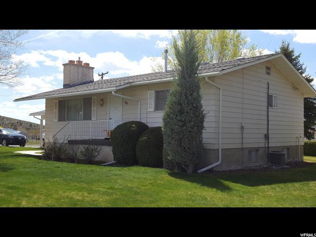 Один семья для того Продажа на 95 S 200 E Mayfield, Юта 84643 Соединенные Штаты