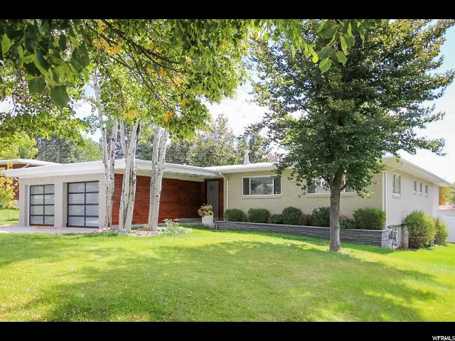 Home for sale at 2588 E Lynwood Dr, Salt Lake City, UT  84109. Listed at 774000 with 5 bedrooms, 4 bathrooms and 4,600 total square feet