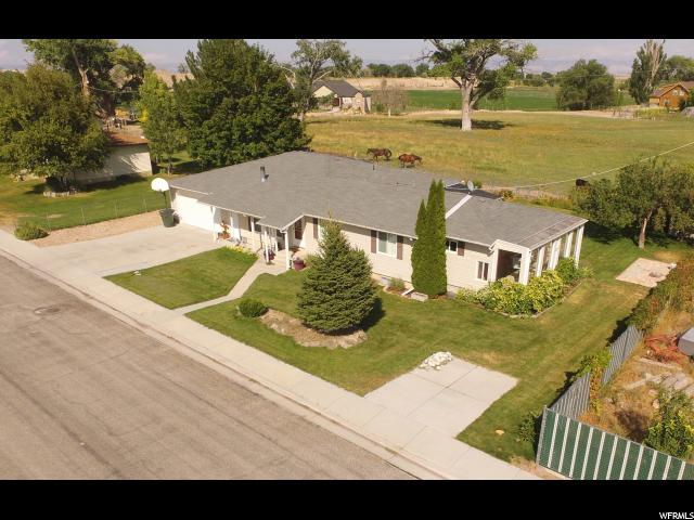 Single Family for Sale at 160 N 800 W Cleveland, Utah 84518 United States