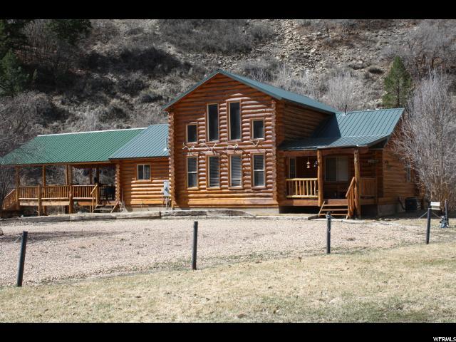Single Family for Sale at 40229 W SHERWOOD Lane Fruitland, Utah 84027 United States