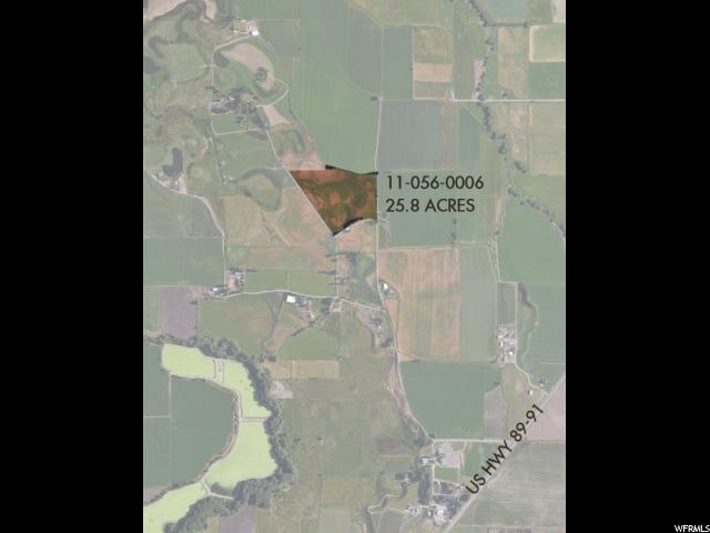 Land for Sale at 3300 E 3000 W 3300 E 3000 W Wellsville, Utah 84339 United States
