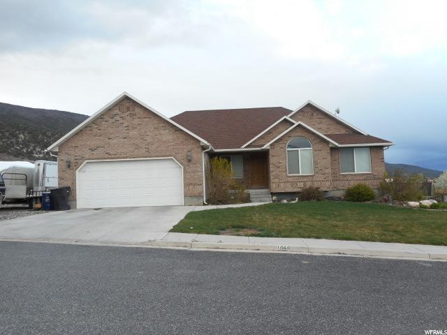 单亲家庭 为 销售 在 1086 E 970 S Ephraim, 犹他州 84627 美国