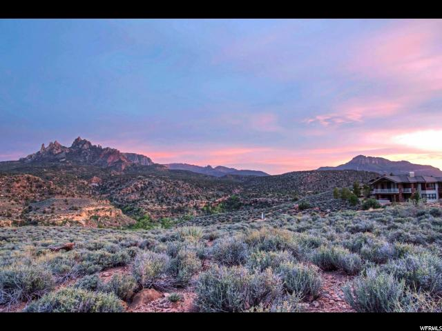 2613 CANYON POINT DR Springdale, UT 84767 - MLS #: 1375150