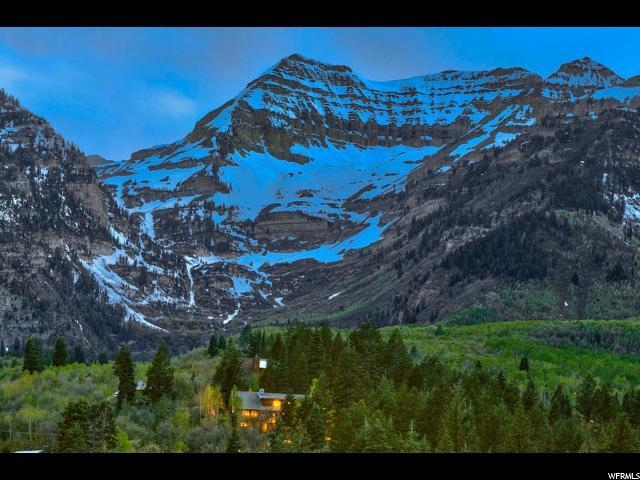8903 N TIMPHAVEN RD Sundance, UT 84604 - MLS #: 1375192