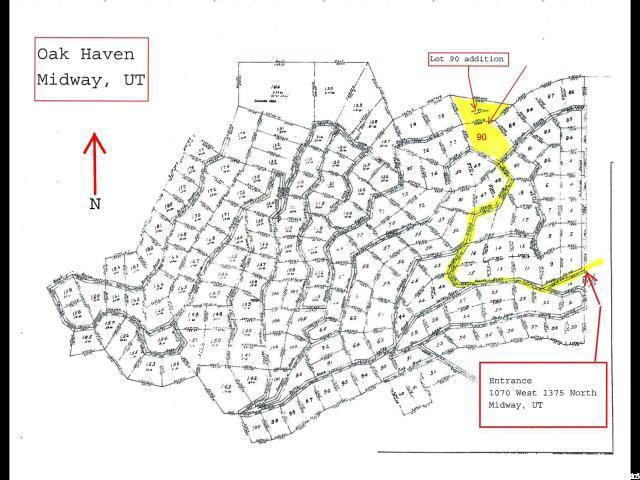 90 HILLSIDE DR Midway, UT 84049 - MLS #: 1375693