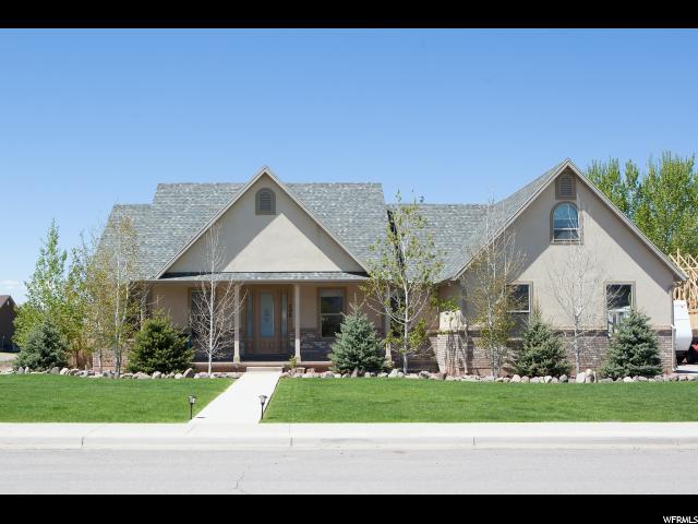 单亲家庭 为 销售 在 292 S 500 W Monroe, 犹他州 84754 美国