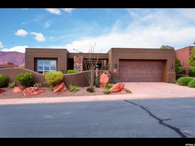 Single Family for Sale at 2336 W ENTRADA Trail 2336 W ENTRADA Trail Unit: 30 St. George, Utah 84770 United States