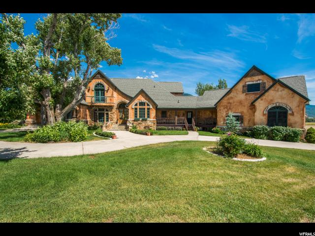 Single Family for Sale at 5750 FRANSON Lane Oakley, Utah 84055 United States