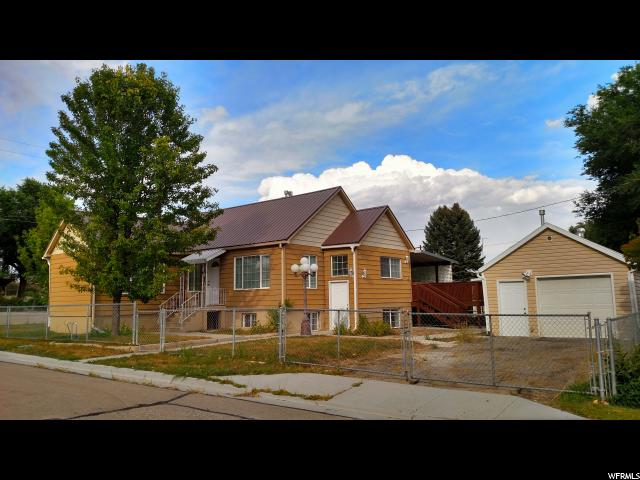 Single Family for Sale at 80 N 100 W Wellington, Utah 84542 United States