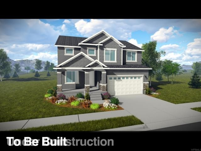Single Family for Sale at 4968 W LONGBOAT WAY 4968 W LONGBOAT WAY Unit: 33 Herriman, Utah 84096 United States