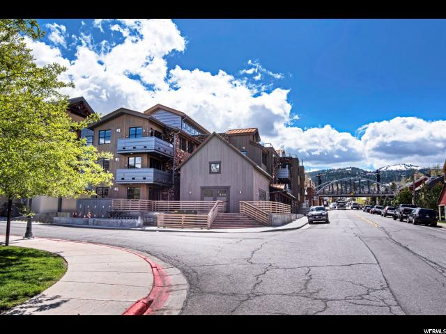 Condominium for Sale at 820 PARK Avenue 820 PARK Avenue Unit: 201 Park City, Utah 84060 United States