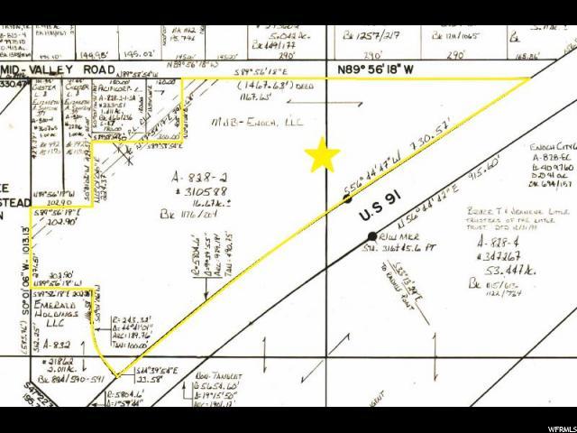 2100 E MIDVALLEY RD Enoch, UT 84721 - MLS #: 1378497