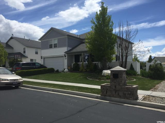 Single Family for Sale at 6657 HARVEST Drive Stansbury Park, Utah 84074 United States