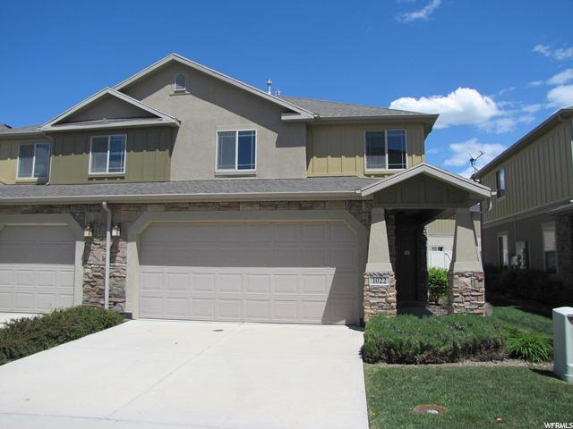 Townhouse for Sale at 1022 W VILLAGE RIVER Lane 1022 W VILLAGE RIVER Lane Unit: E4 Midvale, Utah 84047 United States