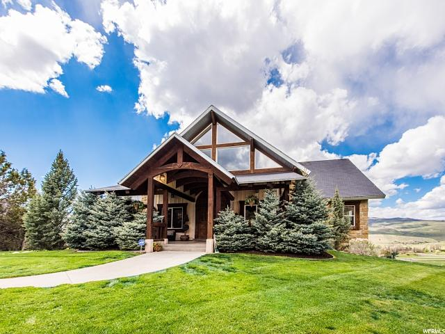 Additional photo for property listing at 1601 S HOYTSVILLE Road  Coalville, Utah 84017 United States
