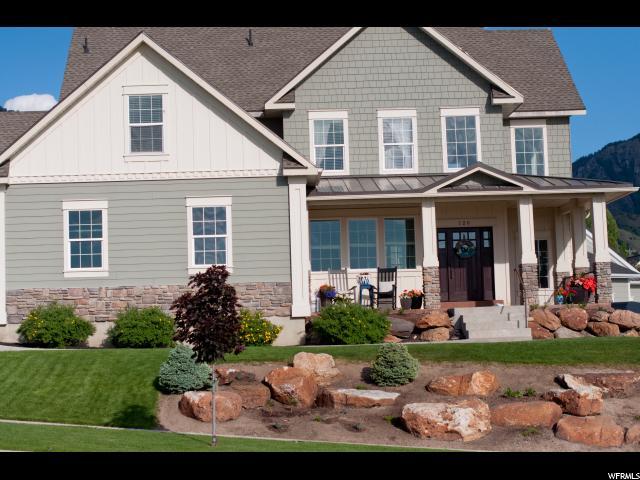 Один семья для того Продажа на 120 S 700 E Hyde Park, Юта 84318 Соединенные Штаты